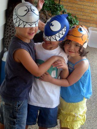 Little fishies 4